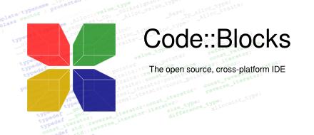 c++ ide Code Blocks