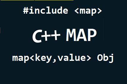 map c++